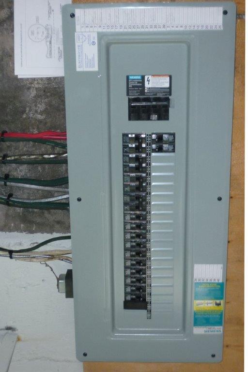 Lectricit 440 commercial industriel r sidentiel institutionnel tr - Panneau electrique maison ...